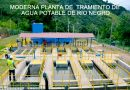 Moderno Planta de Tratamiento de agua potable – PTAP